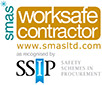 Work Safe Construction Logo