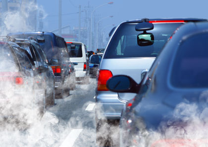 air pollution breaches legal limit